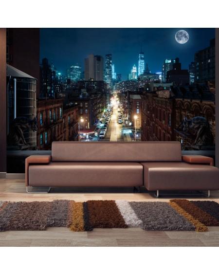 Stenska poslikava Sleepy New York