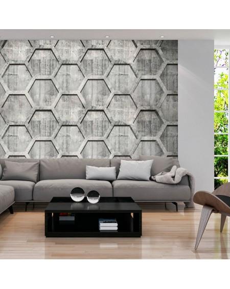 Stenska poslikava Platinum cubes