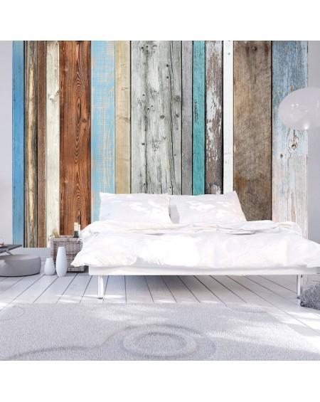 Stenska poslikava Colors Arranged