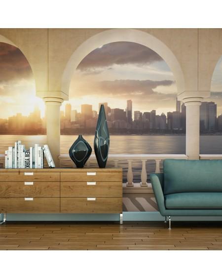 Stenska poslikava Dream about New York
